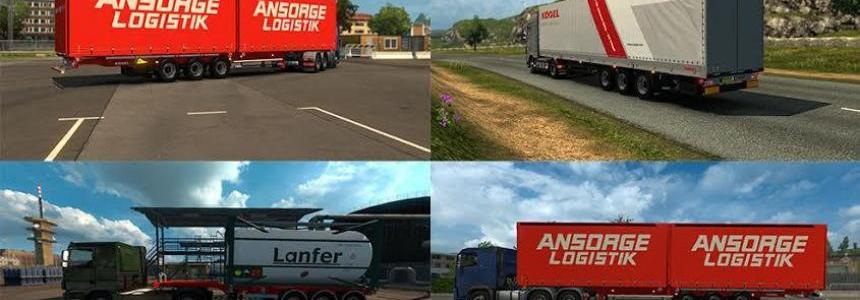 Trailers Mod Pack v4.0 for [1.26.X /1.27.X] v4.0