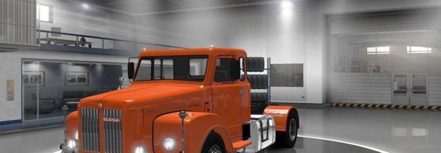 Scania 111s v1.0