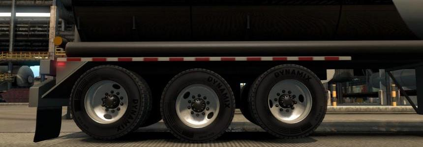Trailer liftable axles v1.1