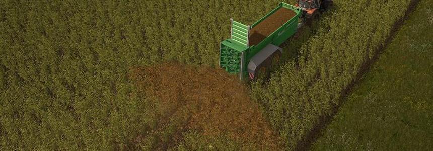 4Real Module 01 - Crop destruction
