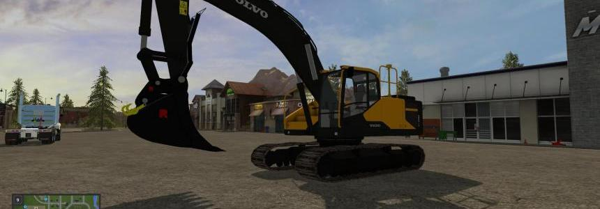 KST Volvo EC300 With Working Thumb v3.2