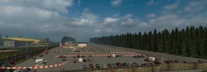 Southampton Race way (Beta) v0.2