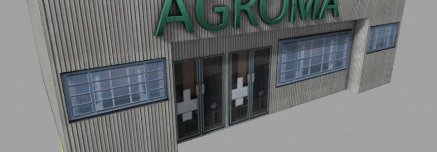 AGROMA Shop v1.0