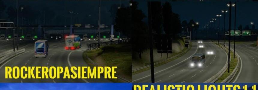 AI Realistic lights v1.1 for 1.27