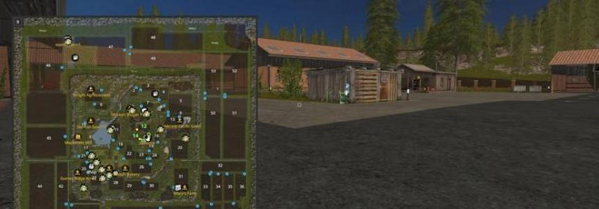 Andis Map v1.006