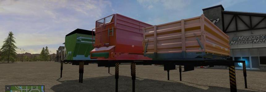 AR Tippers v1.0