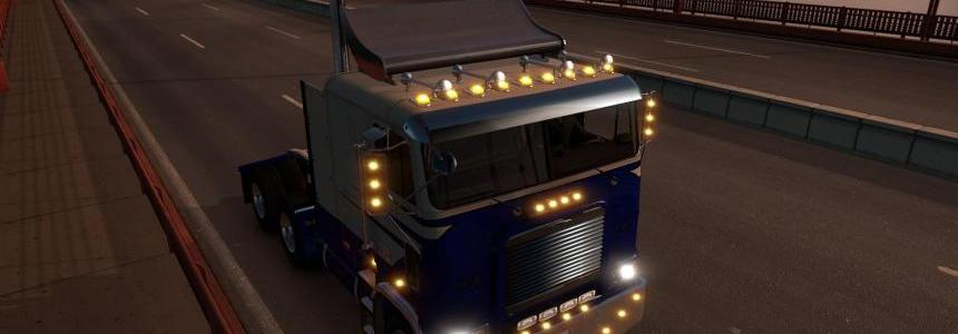 ATS Freightliner FLB edited by Harven v1.3 for 1.6
