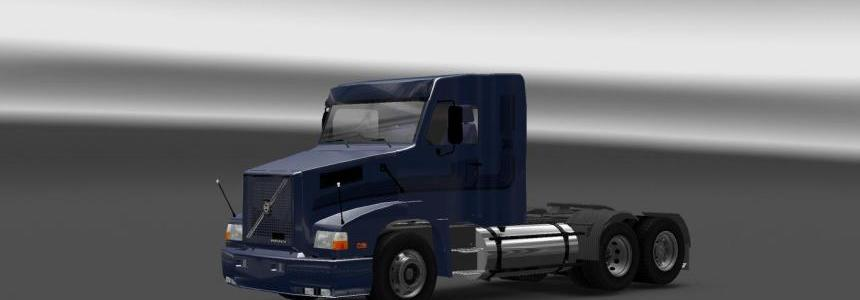 Brazilian Volvo Trucks Pack v1.0