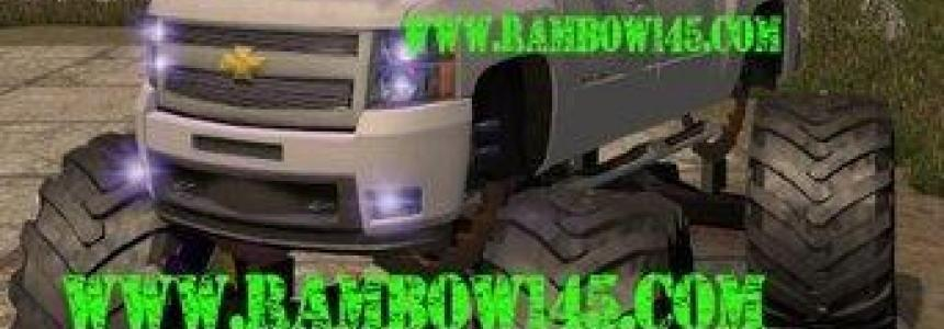 Chevy mud truck Bman edition 1.1