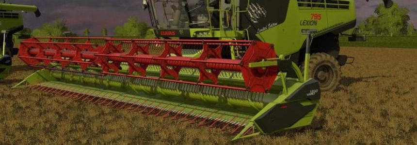 CLAAS Lexion 795 Monster Edition v1.0