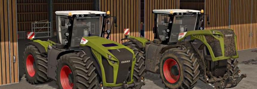 Claas Xerion 4000-5000 (3rd generation) v2.0