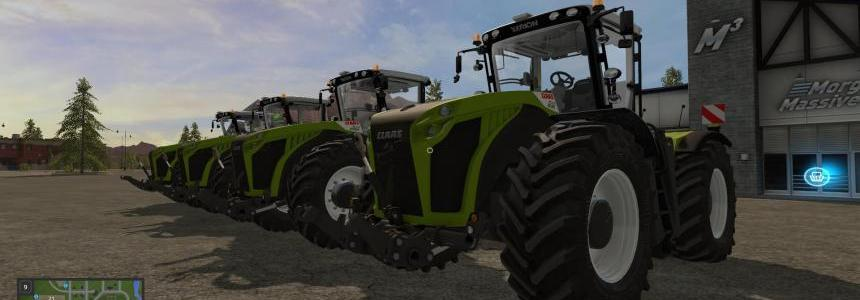 CLAAS XERION 4000-5000 v3.0.0