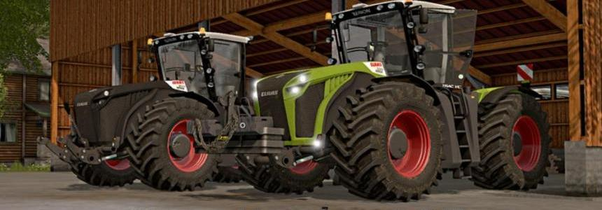 CLAAS XERION 4000–5000 v3.1.0.0