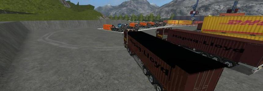Container pack (Scania + trailer) v0.1