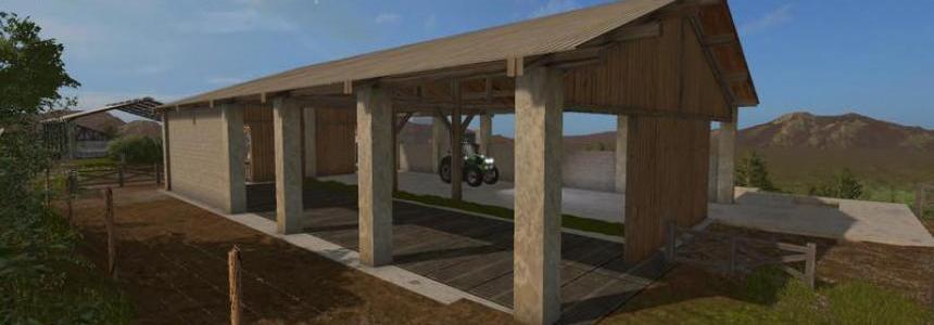 Cowshed Farming Simulator 2017 v0.1