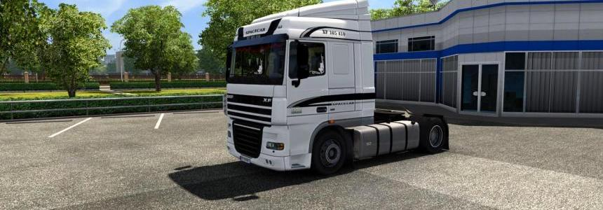 DAF XF 105 Reworked 1.26