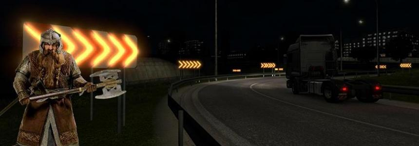 Dangerous turn lights 1.27.x
