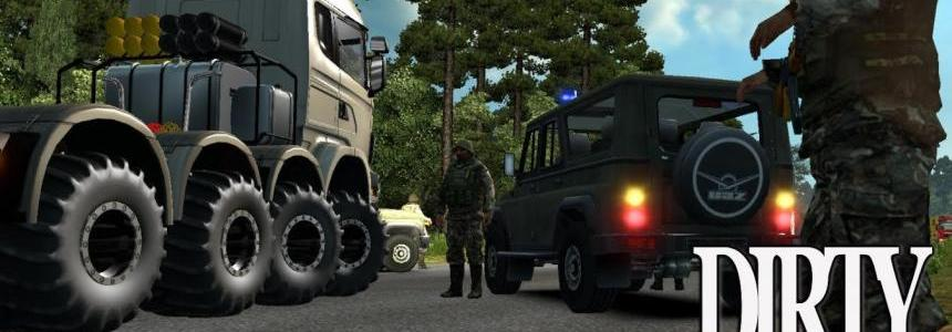 Dirty Road Map [1.27] v1.0