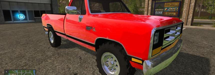 Dodge d250 v1