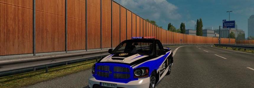 Dodge Ram V1 for Ets2