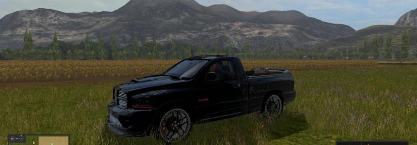 Dodge srt10 Bman v1