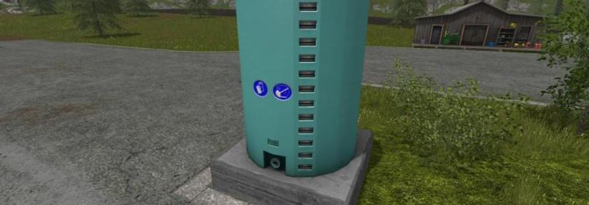 Duraplas 10K liquid Fertilizer Barrel v1.0