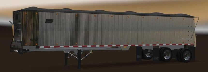 East Genesis Frameless End DUmp For ATS v1.6