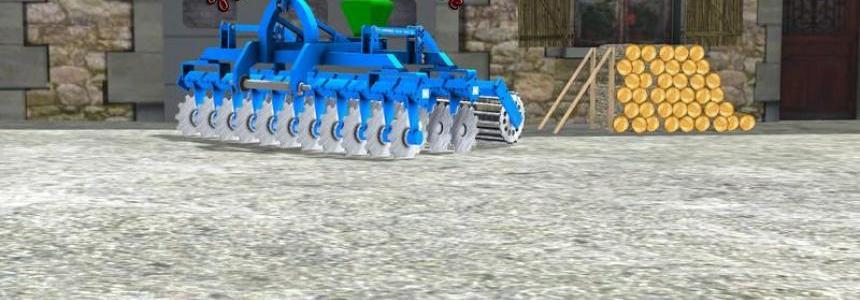 Farmer disck v1.0