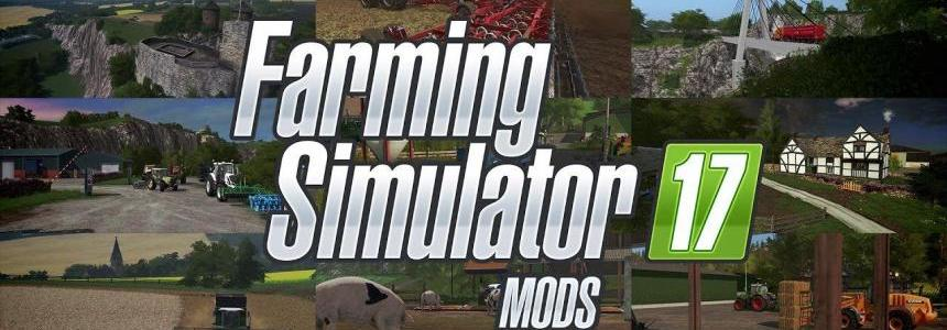 Farming Simulator 17 - Amazing Modding Community