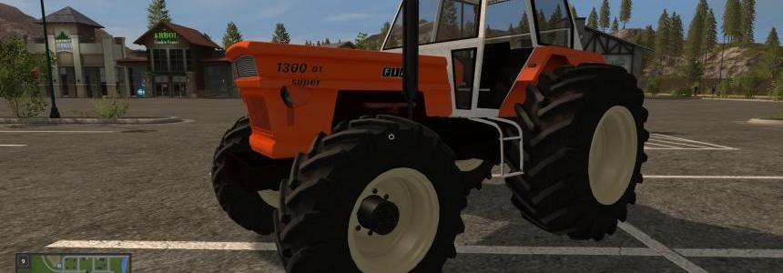 Fiatagri 1300 DT super v1.0.0