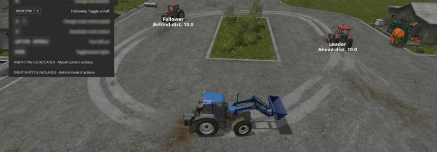 Follow Me FS17 v1.2.1.40