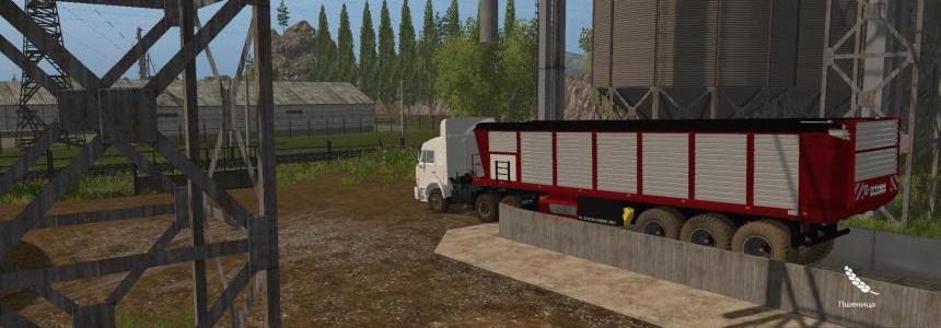 FORAGE SEMI TRAILER v2.0