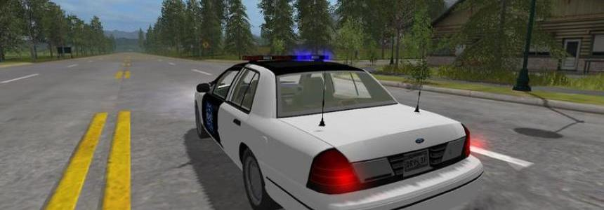 Ford Crown Victoria Police Cruiser v1.0