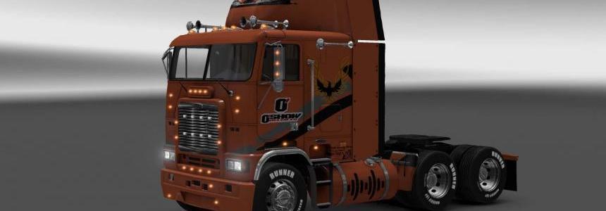 Freightliner FLB O'Show skin 1.26