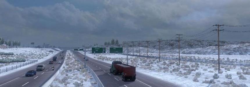 Frosty Winter Weather Mod v2.1