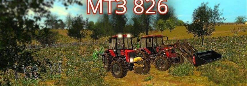 FS17 Belarus 826 v1.0