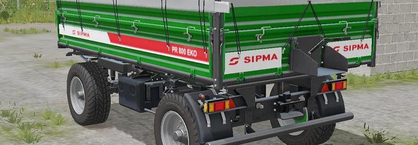 FS17 SIPMA PR800 EKO v1