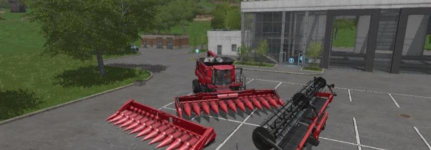 FS17 caseIH Pack V3 By Eagle355th
