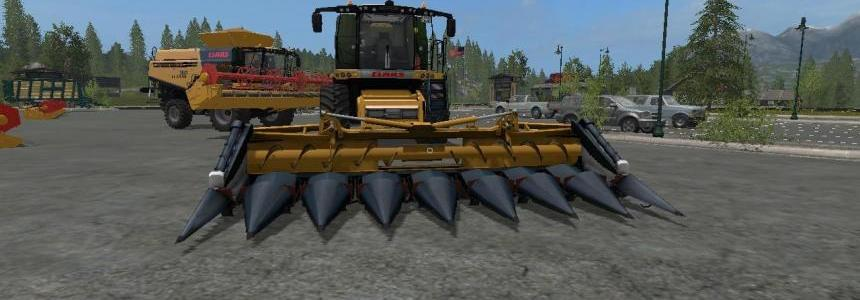 Fs17 ClaasLexion780 Pack v1.5 By Eagle355th