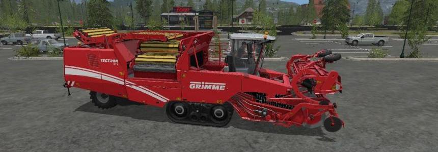FS17 GrimmePack v1.0 By Eagle355th