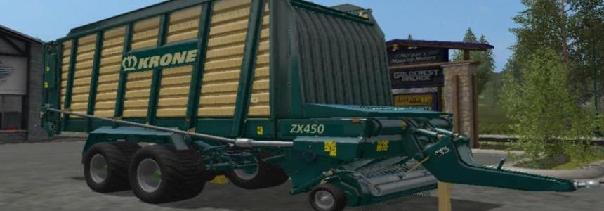 FS17 KroneZX450 v1.0 By Eagle355th