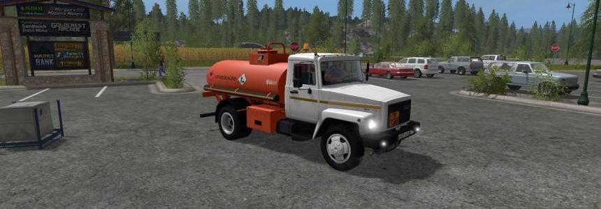 GAZ 3309 ATZ 4.9 v1