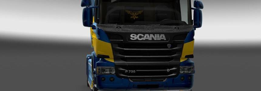GTM SCS Scania R->P Replacer v1.0
