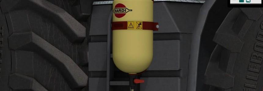 Hardi Fresh Water Tank (Prefab) v1.0