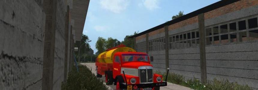 IFA S 4000 truck FS17 Minol v1.0