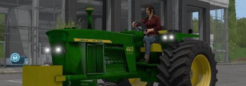 John Deere 4020 diesel v1.0