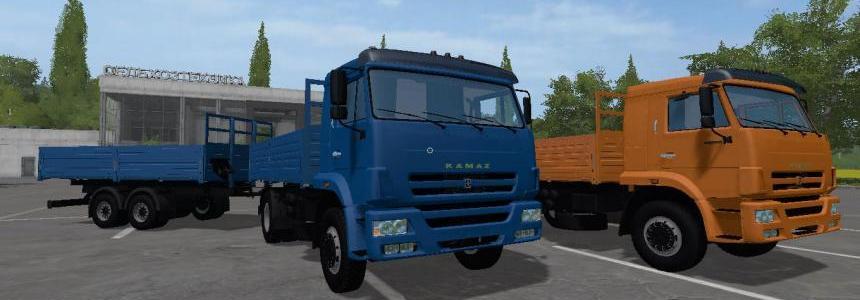 KAMAZ 45253 (4x2) v1.0.0.0
