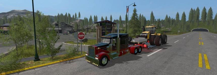 Kenworth W900 LFT Reworked V1