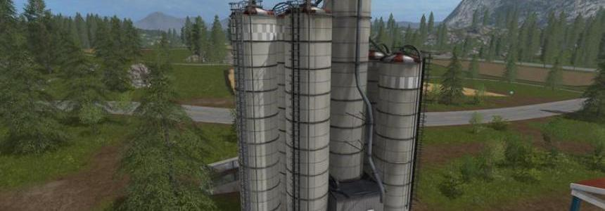 Large silo with 1mio liters capacity v0.9 beta