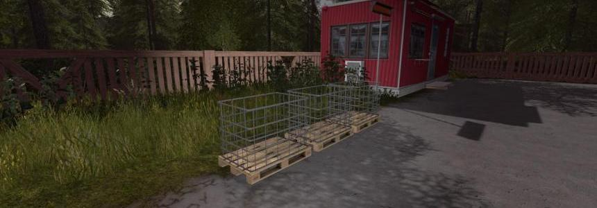 Lattice Box (Prefab) v1.0